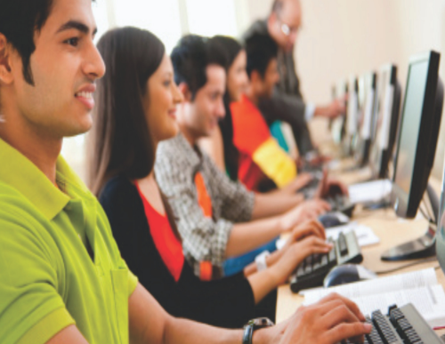 Certification Course in English Typing